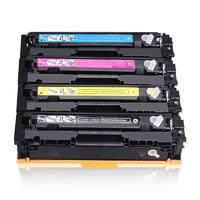 Compatible CE320A CE321A CE322A CE323A LaserJet Pro CM1411fn CM1412tn CM1413fn CM1415fn CM1415fnw CM1416fnw CM1417fnw CM1418fnw CP1521 CP1522 CP1523 CP1525 CP1525nw CP1526nw CP1527nw CP1528nw Laser Toner Cartridge Color Black